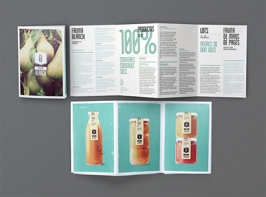 Fruita Blanch   Identity Designed #packaging #design #graphic #branding