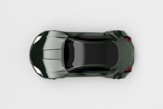 Jaguar XKX Concept – Fubiz™ #concept #car