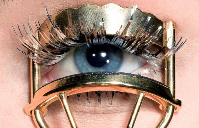 toiletpaper magazine - Google zoeken #eye #skin #blue #gold
