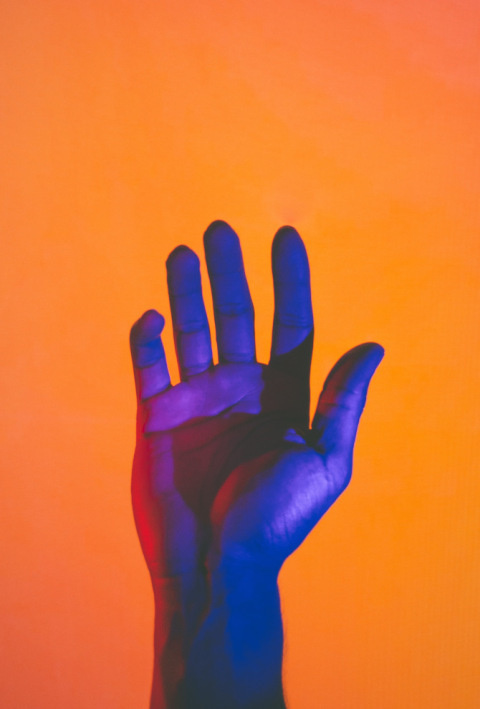 Andre Elliott   PICDIT #photo #photography #hand #color