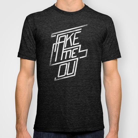Take me out - t-shirt