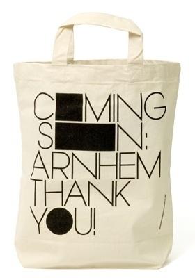 Coming Soon Arnhem - Experimental Jetset #identity #typography