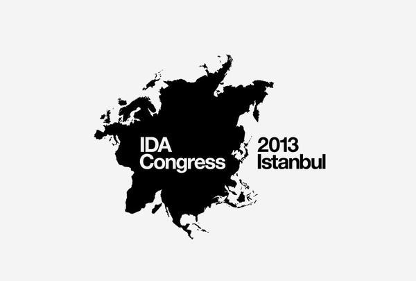 IDA Congress Hamish Smyth Design #logo