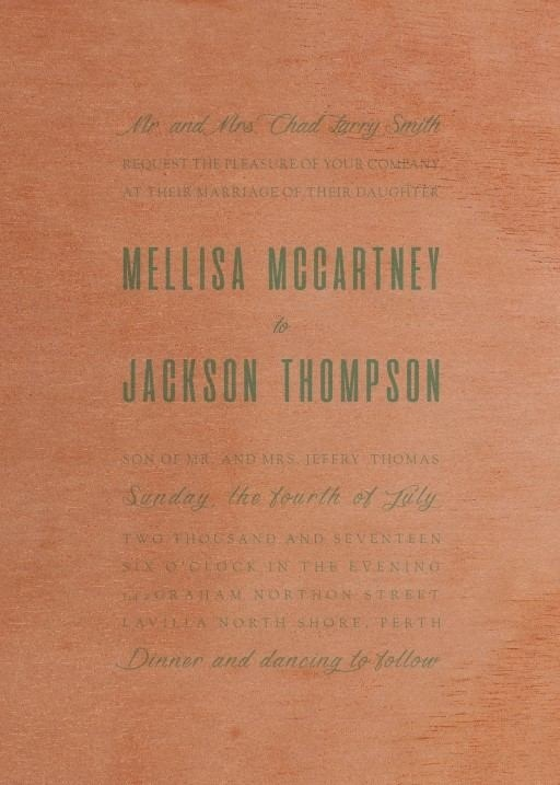 Modest - Wedding Invitations #paperlust #weddinginvitation #weddingstationery #weddinginspiration #design #flora #paper #cards #print #prin