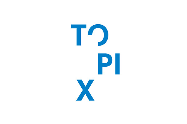 TopixFX logo designed by Blok Design #logo