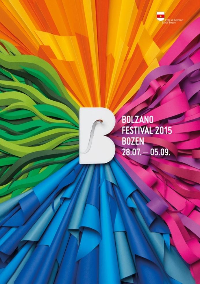Bolzano Festival Bozen 2015 Bolzano Festival exhibition design