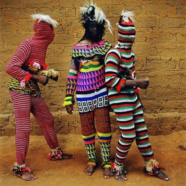 11 #west #african #masquerade #masks #ido #suits