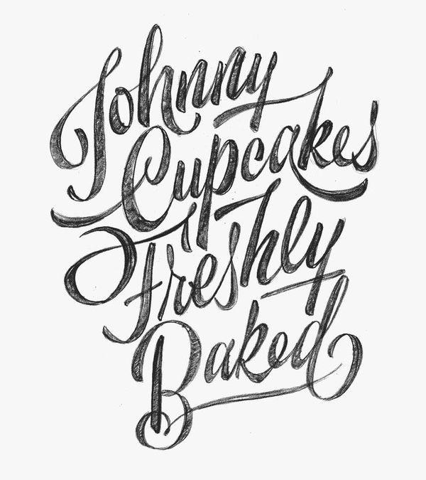 James T. Edmondson #handwriting #lettering