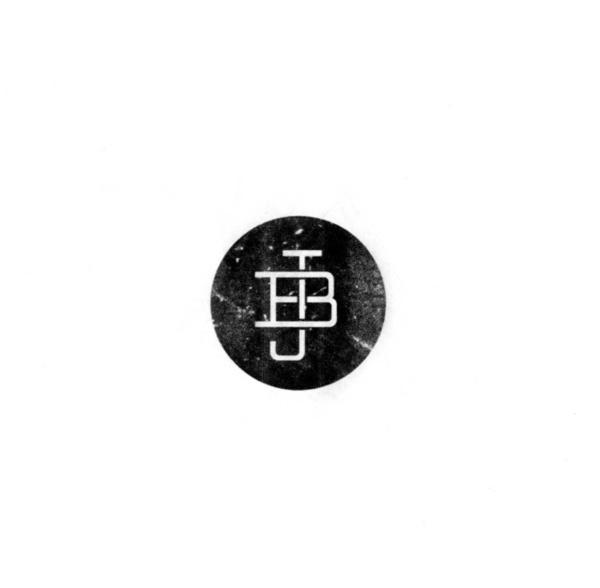 James Besser - Photographer #stamp #branding #rough #brand #identity #logo #typography