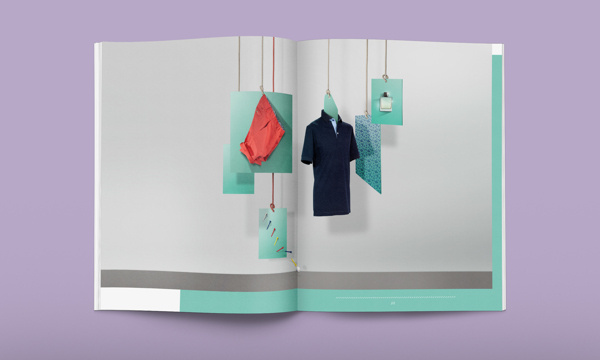 Parhole, Golf Fashionable People. New Collection Catalogue. www.parhole.it #catalogue #design #golf #editorial