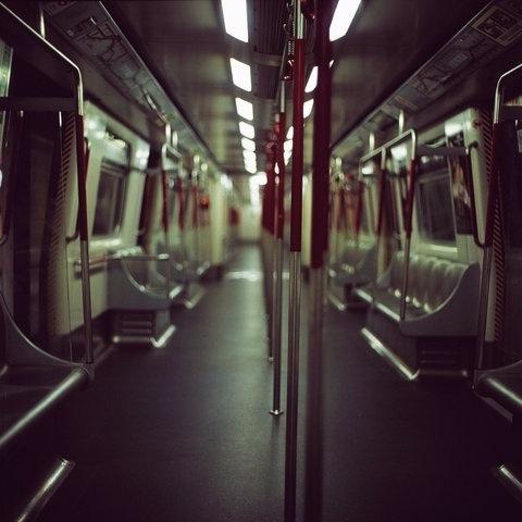 FFFFOUND! | Ghost train | Flickr - Photo Sharing! #subway #photography #tiltshift