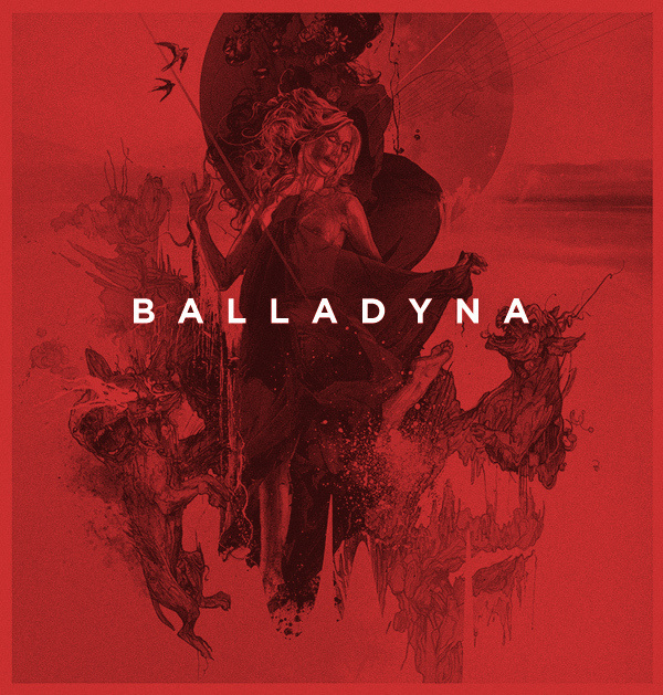 Balladyna on the Behance Network #balladyna