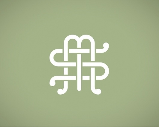 MS Monogram | Flickr - Photo Sharing! #monogram #logo #typography