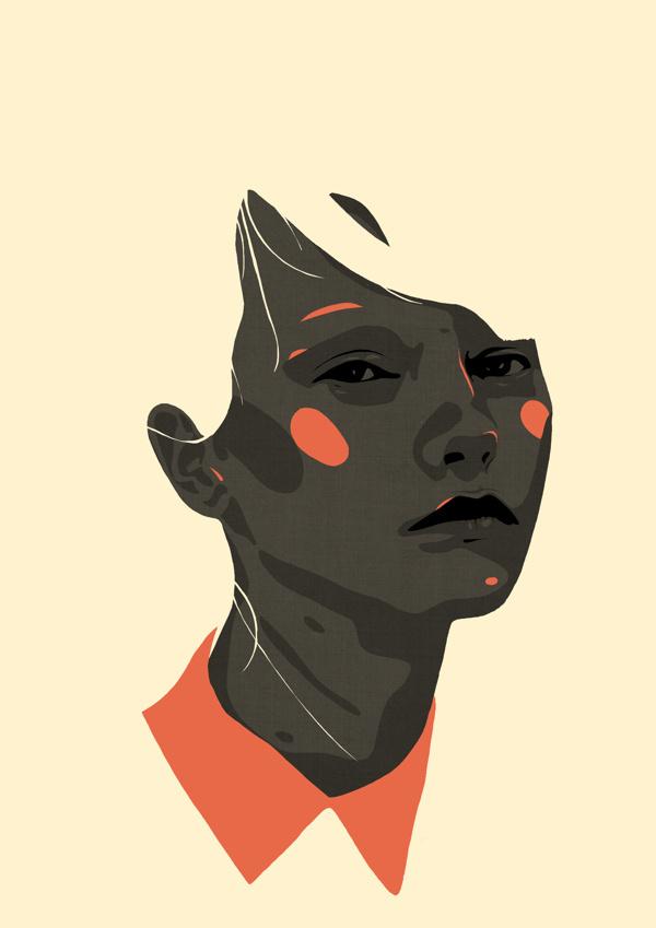 CJWHO ™ (Ziv Abelle) #abelle #design #illustration #art #ziv