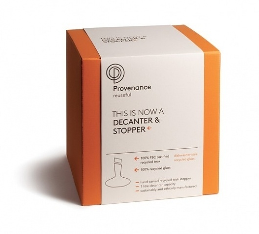 Provenance | Lovely Package #packaging