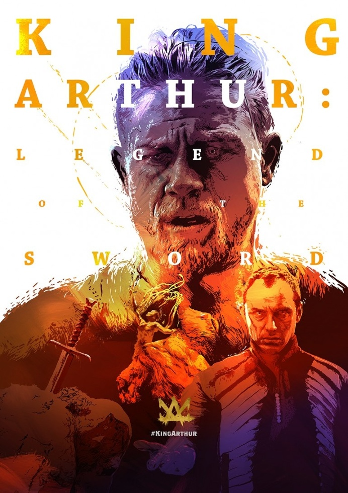 King Arthur: Legend of the Sword – Talenthouse