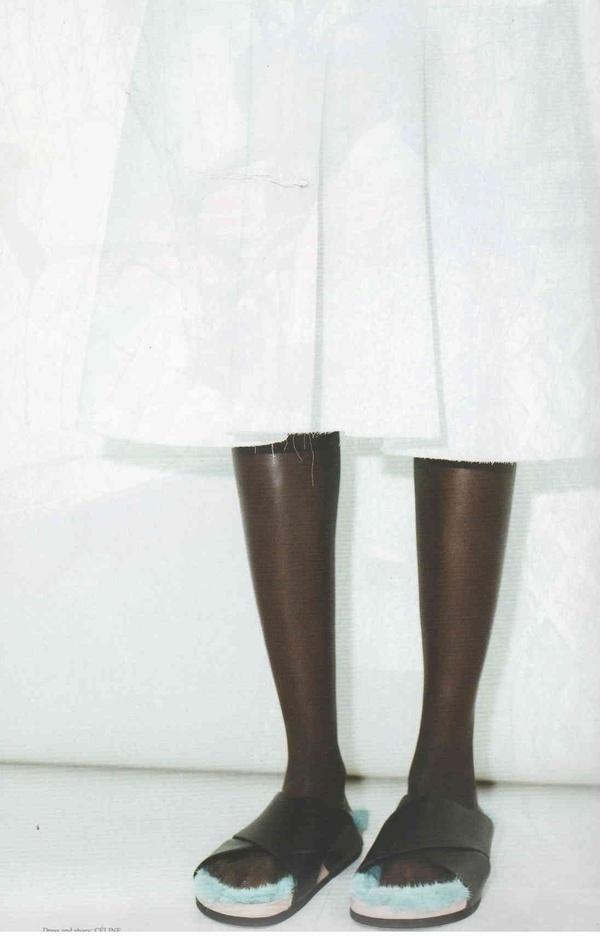MOONMUD #celine #sandal #birckenstocks