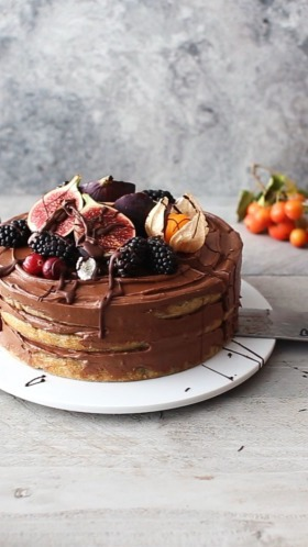 Banana Chocolate Cake   Also The Crumbs Please - cakes