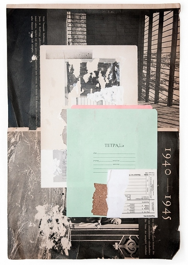 Kike Besada - F C H i C H K 'L #besada #kike #mixed #media #collage
