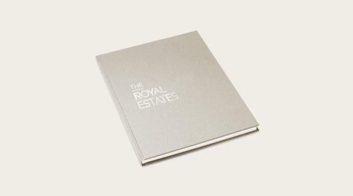 The Royal Estates Stationery