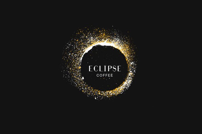 Eclipse Coffee Packaging and Logo Branding Design by Javier Garcia on Behance. Adobe Live