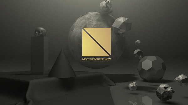 NTHN blog #black #triangle #gold #skull #grey
