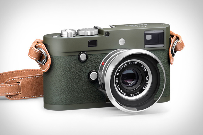 Leica M-P 240 Safari Edition Camera #leica #camera