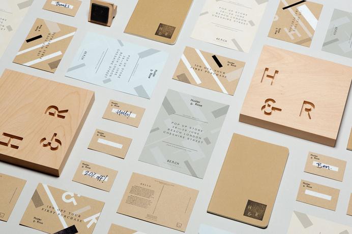 Husler & Rose designed by Post