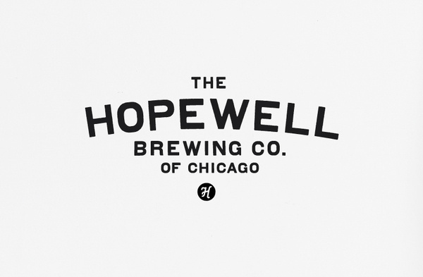 The Hopewell Brewing Company: Naming, Brand ID & Tap Handles / The Official Manufacturing Company #logo