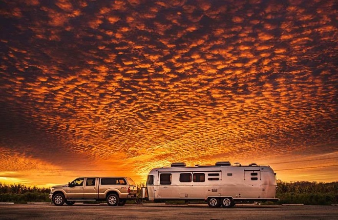 Joe Hendricks Sold Everything To Travel The America in an Airstream