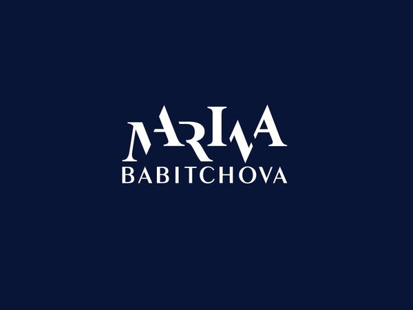 Self Logo | Marina Babitchova #logo #logotype #branding #identity #brand #self