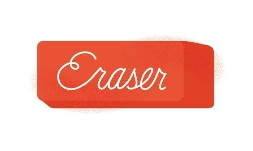 Field Study #eraser