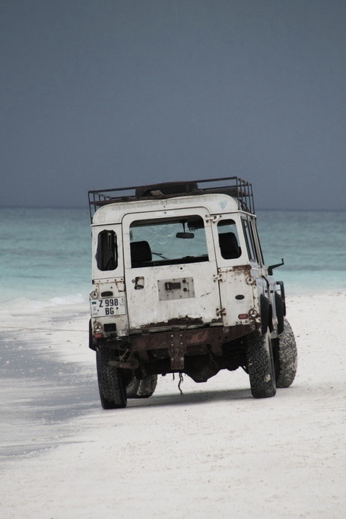 Long way home. #land rover #off road #109