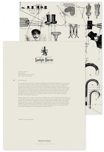 Jonas Eriksson » Every Reason to Panic #letter #district #gaslight