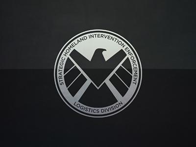 Dribbble - S.H.I.E.L.D. by Louie Mantia #logo #avengers #wall #paper