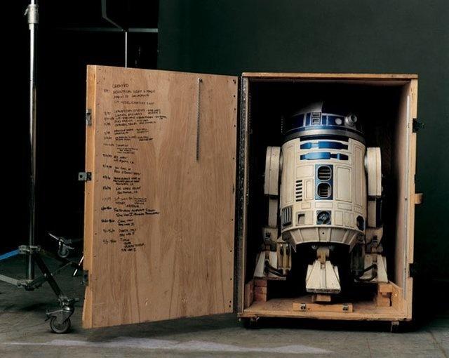 Fancy - Star Wars Interactive R2D2 #r2d2 #wars #star