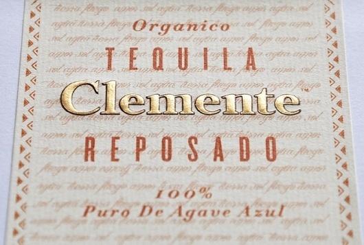 Clemente Tequila   David Airey, graphic designer #tequila
