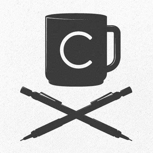 Simon Ã…lander letters the alphabet - Jared Erickson | Jared Erickson #coffee #pens #illustration #minimal