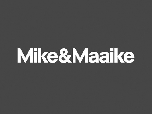 Manual - Mike and Maaike #logo #brand #design #identity