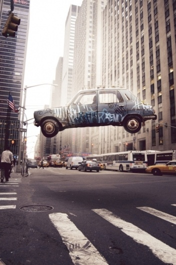 Google Reader (25) #photo #car #manipulation #street