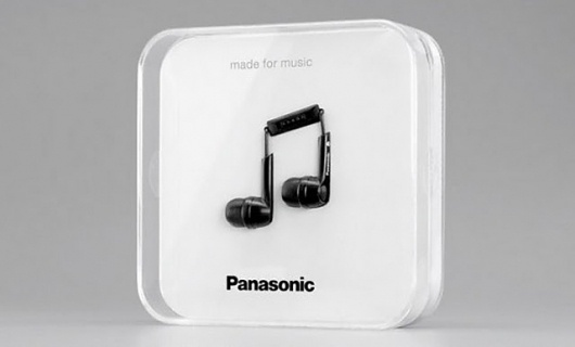 Panasonic Note | Packaging of the World: Creative Package Design Archive and Gallery #packaging #note #design #panasonic #music