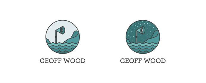 Geoff Wood Photography Logo - Paul Tuorto