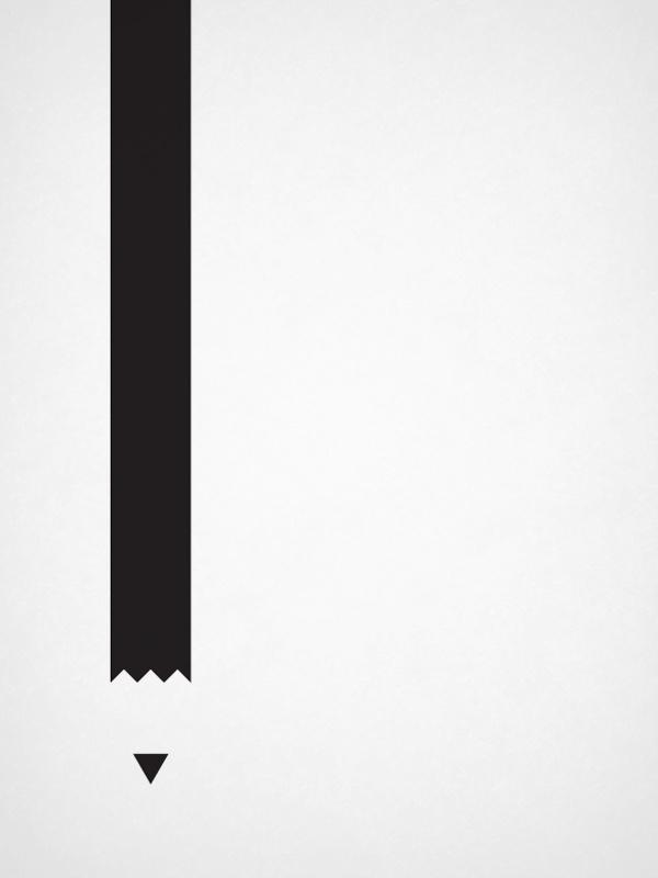 """""""Il lusso di essere semplici"""" Illustrazioni on Behance #drawings #white #design #graphic #book #black #& #illustration #editorial"""