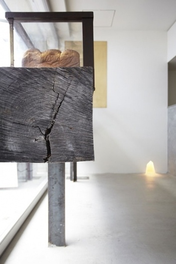 Dezeen » Blog Archive » Panscape 2jo by Ninkipen #interior #juxtaposition #white #material #wood