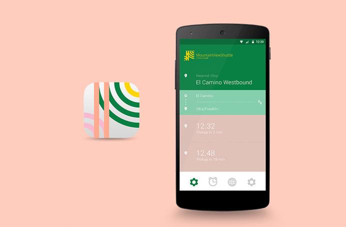 #WeLoveNoise #Google #Bus #ui #app