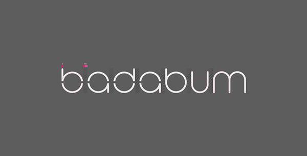 badabum on Behance #logo #branding