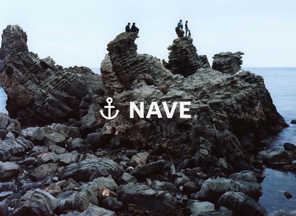 Nave Indie Publishing house on Branding Served #logo #branding