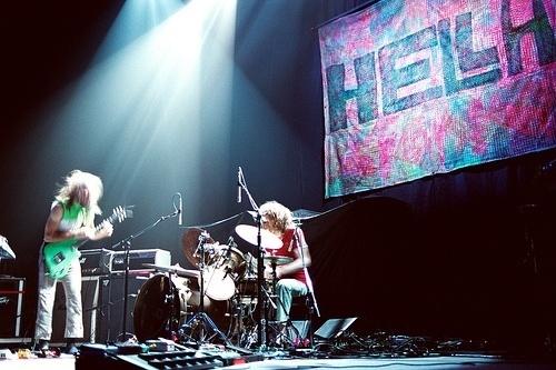 The Supermarket » Hella #live #band #hella