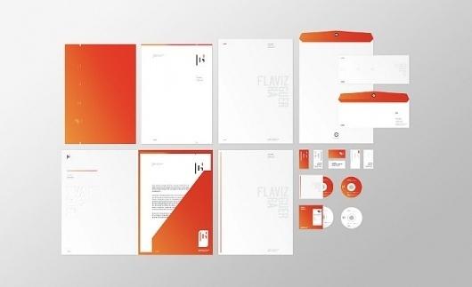 Flaviz Guerra #branding #print #design #graphic #identity