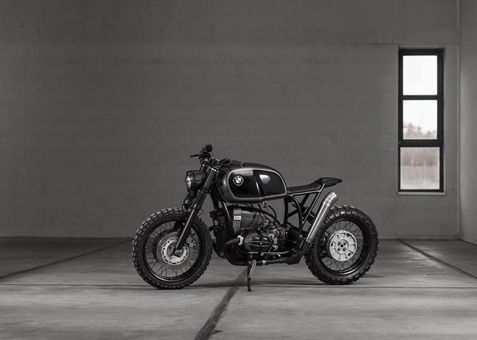 #custom #motorbike #bmw